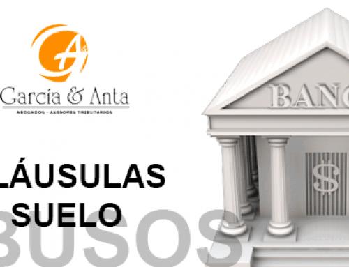 EL TS CONFIRMA LA NULIDAD DE LAS CLÁUSULAS SUELOS PERO RECHAZA LA RETROACTIVIDAD DE LOS PAGOS